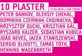10 plasters hírcsempe