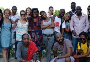 Afrikai és bolgár művészek a METU-n