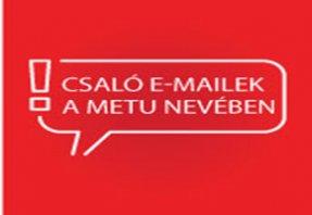 csaló emailek