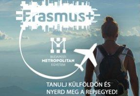 Erasmus pályázat