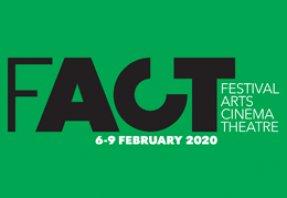 I. FACT Nemzetközi Diákfilmfesztivál csempe new