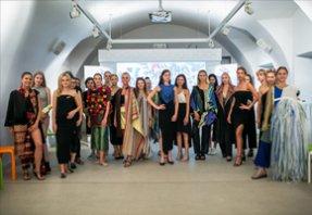 Showroom Tunisia 19.1 kortárs öltözéktervező pályázat
